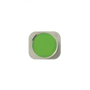 Home Button Key Repair Part for iPhone 5s - Green