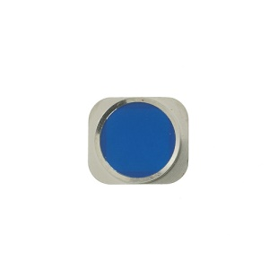 For iPhone 5s Home Button Key Replacement Part - Dark Blue