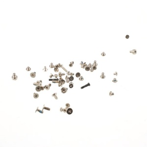 OEM Full Set of Screws Replacement for iPhone 5s - Black