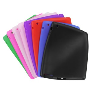 Newest Silicone Case Cover for Apple iPad 2 3 4