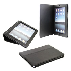 Leather Flip Sleeve Case Cover with Holder for iPad 2 3 4