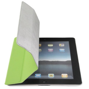 Slim Leather Smart Cover with Hard Case for iPad 2 3 4