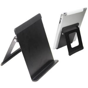 Folding Steady Metal Stand for iPad &amp; iPad 2