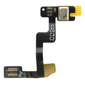 Original Transmitter Microphone Flex Cable for iPad 2 Wi-Fi / Wi-Fi + 3G