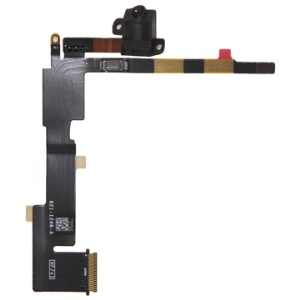 Original Audio Jack Ribbon Flex Cable for iPad 2 Wi-Fi