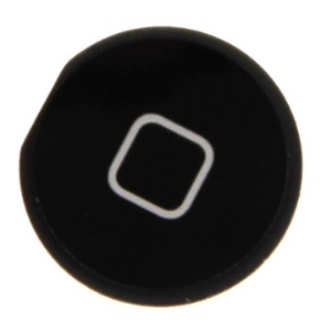 Original Black Home Button Repair Part for iPad 2 2nd