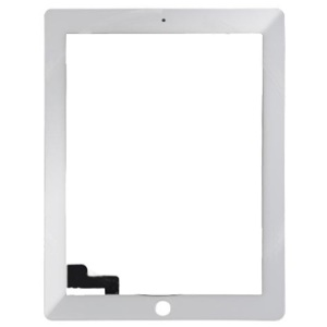 White iPad 2 Touch Screen Digitizer Replacement Part OEM