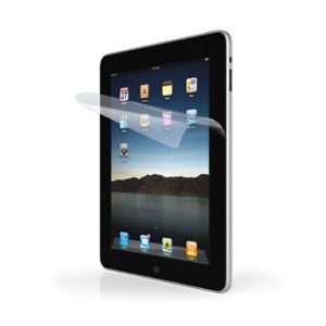 Clear Screen Protector Shield for iPad