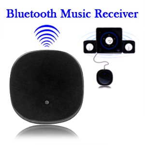 Wireless Bluetooth Music Receiver Adapter for iPhone / iPad / iPod Touch and etc