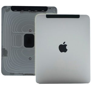 Original Back Housing Cover Replacement for iPad Wi-Fi + 3G Only
