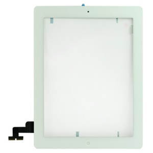 iPad 2 WiFi/ WiFi + 3G White Touch Screen Assembly Replacement  Original