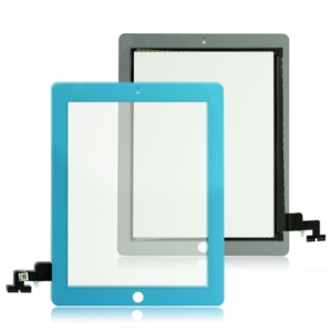 Baby Blue Touch Screen Replacement for iPad 2 OEM