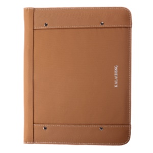 KLD Me Series Smart Awakening Leather Card Slot Case Stand for iPad 2 3 4 - Gold