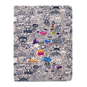 Daddy Was A Jewel Thief Durable Smart Leather Stand Cover for iPad 2 3 4