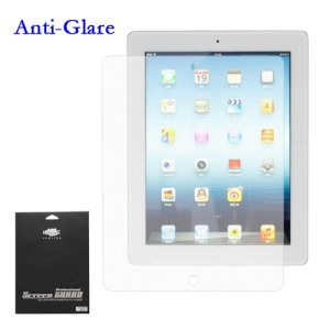 Anti-Glare Screen Protector Guard for iPad 2 The New iPad 3rd Gen