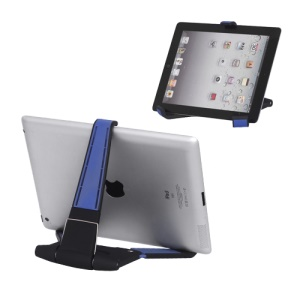 Clip Holder Stand Mount for New iPad Samsung Galaxy Tab and etc