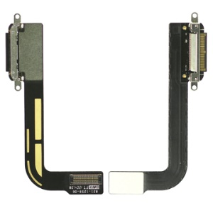 iPad 3 Dock Connector Charging Port Flex Cable Ribbon Replacement Original
