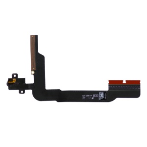 Earphone Jack Audio Flex Ribbon Cable Replacement for iPad 3rd Generation The New iPad Wi-Fi