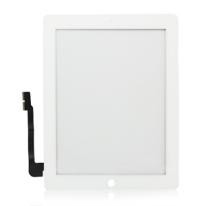 The new iPad Touch Screen Replacement (Good Quality) - White