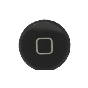 The new iPad Home Button Key Replacement (OEM) - Black