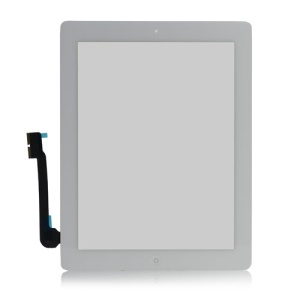 Digitizer Touch Screen Assembly for The new iPad 3rd Generation OEM - White