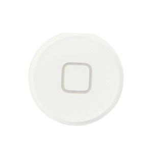 OEM Replacement Home Button for iPad 4 / iPad with Retina Display - White