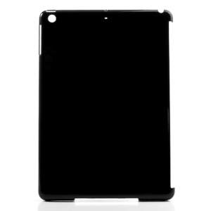 Black Plastic Companion Case for iPad Air (Compatible with Smart Cover)