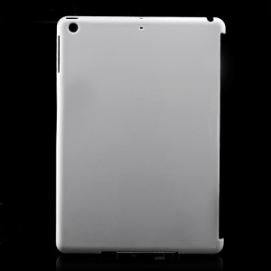 White Companion Plastic Case for iPad Air (Compatible with Smart Cover)