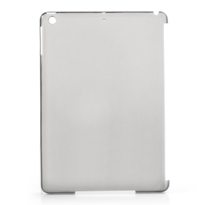 Translucent Grey Companion Plastic Shell for iPad Air (Compatible with Smart Cover)