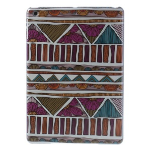 Triangle Tribe Design for iPad Air 5 PC Hard Skin Case