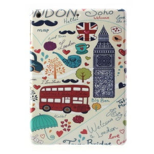 London Big Ben & Red Bus Hard Shell for iPad Air 5
