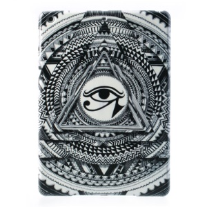 Eye of Horus within Triangle for iPad Air 5 Hard Shell