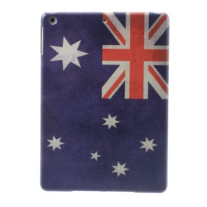 Australia National Flag Printing Hard Plastic Case for iPad Air 5