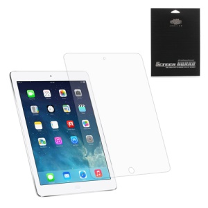 Clear Screen Protector Guard Film for iPad Air (with Black Package)