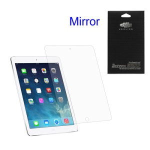 Mirror Screen Guard Film for iPad Air (with Black Package)