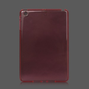 Slim Clear Crystal Case Cover for iPad Mini - Transparent Pink