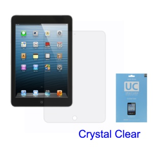 Ultra Crystal Clear Hard Surface Screen Protector for iPad Mini