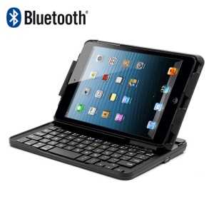 Ipega Slidable Wireless Bluetooth Keyboard Case with Stand for iPad Mini