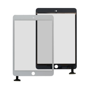 Digitizer Touch Screen Repair Part for iPad Mini (OEM) - White