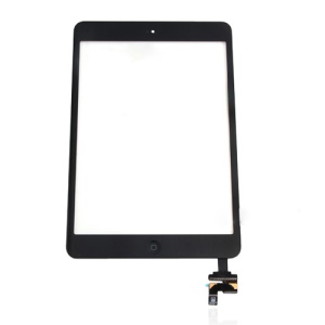 Digitizer Touch Screen Assembly with IC Connector for iPad Mini OEM - Black