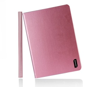 Pink USAMS Lange Series Smart 360 Degree Rotatable Leather Cover Stand for iPad Mini 2 Retina / iPad Mini