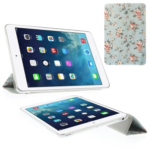 fold Stand Smart PU Leather Cover