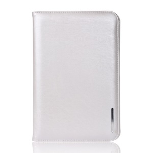 White Remax Super Thin Series Leather Smart Case w/ Stand for iPad Mini / iPad Mini 2 Retina Display