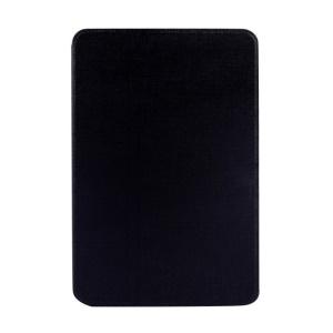 Black Oracle Grain Leather Smart Case w/ Inner Rotating Stand for iPad Mini / iPad Mini 2 Retina Display