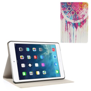 Dreamcatcher Painting Folio Leather Stand Case for iPad Mini / iPad Mini Retina