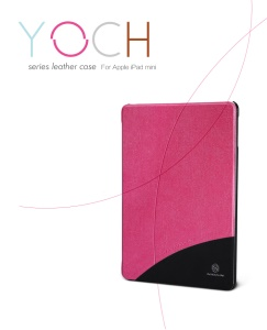 Nillkin YOCH Series Smart Leather Case Stand for iPad Mini 2 with Retina display / iPad Mini