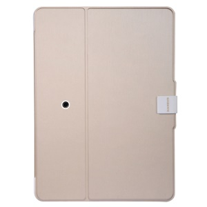 Champagne Gold BASEUS Carta Brushed Leather Smart Case Stand for iPad mini 2 (Retina) / iPad mini