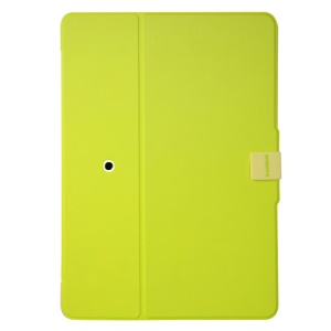 Yellowgreen BASEUS Carta Brushed Leather Smart Case Stand for iPad mini 2 (Retina) / iPad mini
