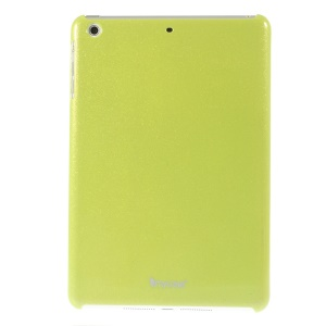 Mycase for iPad mini 2 / iPad mini Glitter Powder Glossy Hard PC Case - Green
