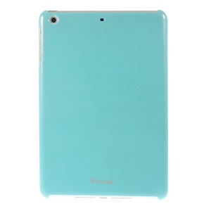 Mycase for iPad mini 2 / iPad mini Glitter Powder Glossy Plastic Case - Sky Blue